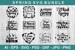 Spring SVG Bundle Product Image 1