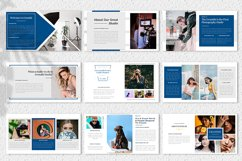Grandde - Creative Business PowerPoint Template Product Image 2