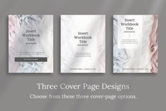 Workbook / Opt-in Lead Magnet Canva Template   Silver Product Image 3