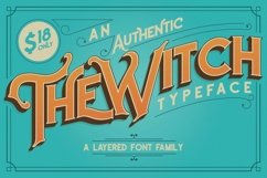 The Witch Typeface Product Image 1