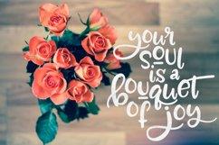 Zooky Squash - sweet wedding bouquet mockup