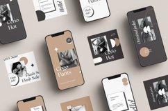 Shya - Instagram Template Set BL Product Image 5