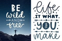 50 Lettering Posters Collection! Product Image 8