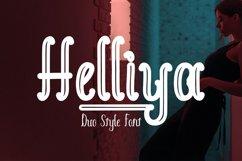 Helliya Font Duo Product Image 2