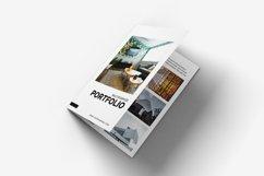 Multipurpose Bifold Brochure Template | Portfolio Brochure Product Image 1