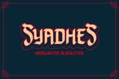 Syadhes + Extras Product Image 1