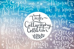 Vector Calligraphy Collection Product Image 1