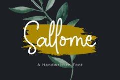 Sallome Product Image 1