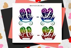 Rihana Monogram Product Image 6