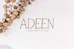 Adeen Handwritten Font Product Image 1
