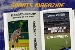 Sportive - Modern Display Font Product Image 5