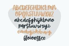 Web Font Gummy Beanie - Script Font Product Image 3