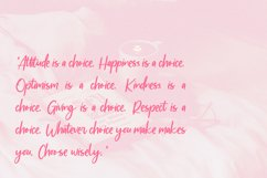 Adoredly Script Brush Font Product Image 6
