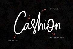 Cashion Script Product Image 6