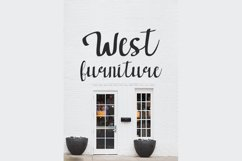 victoria font Product Image 3
