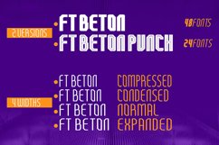 FT Beton Compressed Product Image 3
