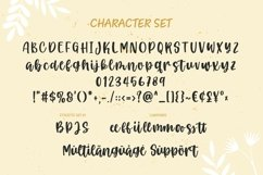 Hello Wishes - A Crafty Font Product Image 4