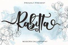 Rabitta - Modern Calligraphy Product Image 1