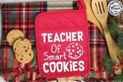 Teacher Pot Holder Svg Bundle Product Image 2