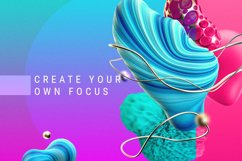 Focus / Set of graphic elements Product Image 1