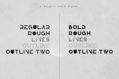 Knowhere - Display font family Product Image 2