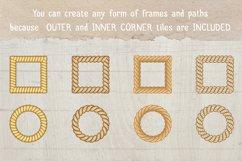Marine Rope Pattern Brushes Set Product Image 3