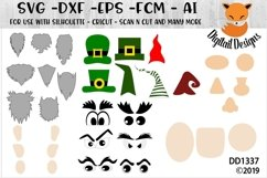 Gnome Building Toolkit SVG Product Image 2