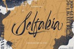 Selfakia Brush Font Product Image 1