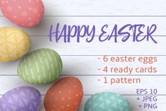Happy Easter cards collection Product Image 1