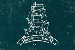 Sailor's Grave - Retro Tattoo Kit Product Image 4