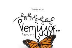 Vemissof Font Product Image 1