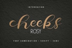 Cheeks Rosy Product Image 1