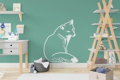 SVG EPS Bundle Forest animals silhouettes Product Image 2