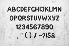 Favorado typeface Product Image 3