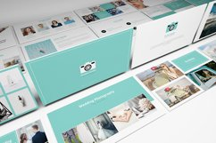 Photography Powerpoint Template Product Image 3