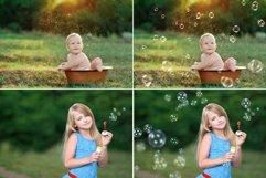 50 Bubble photoshop overlays Product Image 4