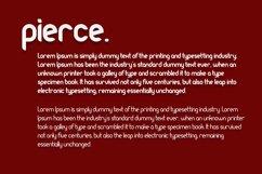 Pierce I NewBold Sans Serif I 30OFF Product Image 6
