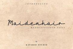 Maidenhair Product Image 1