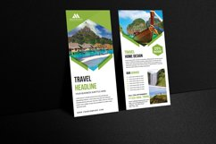 Multipurpose Rack Card Template Product Image 1