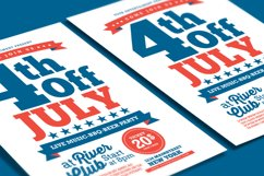 4th Of July Flyer Product Image 4