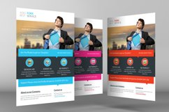 Marketing Flyer Template Product Image 3