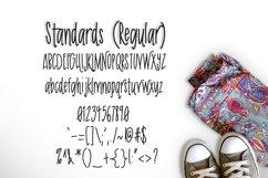 Leggings & Lattes Font Duo Product Image 3