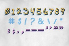 Numbers & Punctuation