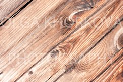 Rustic wooden backgrounds set Product Image 10