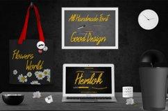 Hemlock Marker Font Product Image 3