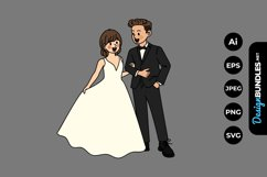 Wedding Clipart Product Image 1