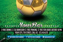Soccer Cup | Modern Flyer Template Product Image 11