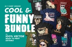 280 Cartoon Mega Bundle Sublimation, Animals Vector pack Product Image 2