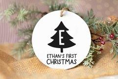Web Font Tinsel - A Fun Holiday Font Product Image 4