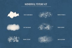 Wonderful Texture Kit for Procreate Product Image 6